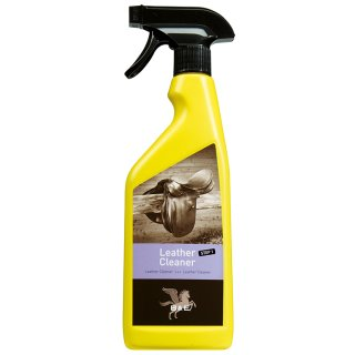 B&E Leather Cleaner Step 1